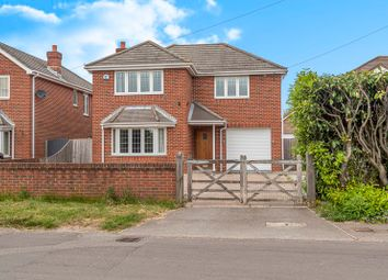 Thumbnail 4 bed detached house for sale in Greenaway Lane, Warsash, Southampton
