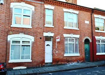 Thumbnail 3 bedroom terraced house for sale in Gopsall Street, Leicester