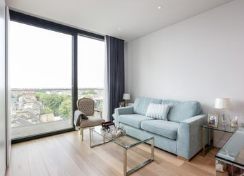 Thumbnail 1 bedroom flat to rent in Capital House, Plaza Gardens, London