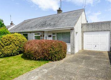 Thumbnail 3 bed detached bungalow for sale in Lon Yr Eglwys, Morfa Nefyn, Pwllheli, Gwynedd