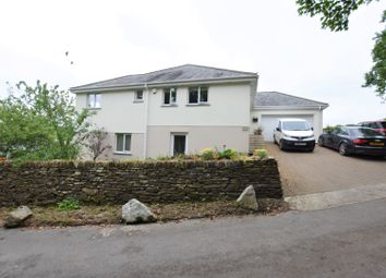 Thumbnail 4 bed detached house for sale in Bridge, St. Columb