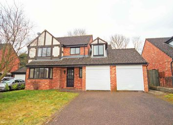 Thumbnail 4 bedroom detached house to rent in Bloomsfield, Burwell