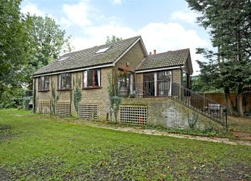 Thumbnail 4 bed detached house for sale in Wheatleys Eyot, Sunbury-On-Thames, Surrey