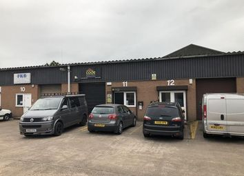 Thumbnail Light industrial to let in Unit 11 Quakers Coppice, Crewe, Cheshire