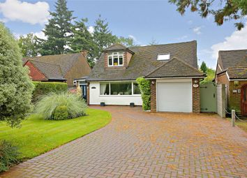 Thumbnail 3 bed detached house for sale in Williams Way, Radlett, Hertfordshire