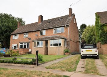 Thumbnail 3 bed semi-detached house for sale in Thompsons Lane, Seaton, Rutland