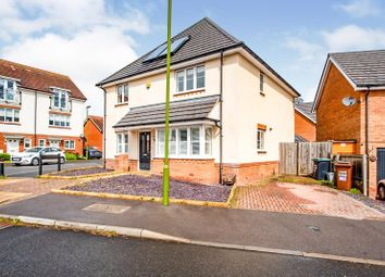 Thumbnail 4 bed detached house for sale in Bateson Drive, Leavesden, Watford