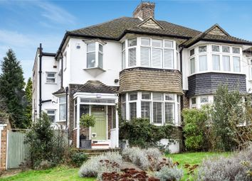 Thumbnail 3 bed semi-detached house for sale in Stambourne Way, West Wickham