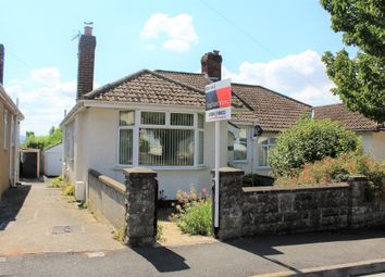 2 bed semi-detached bungalow for sale in Woodcliff Road, Weston-Super-Mare BS22
