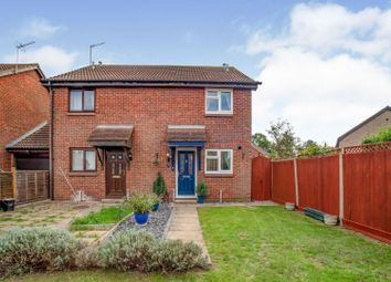 2 bed semi-detached house for sale in Mallow Close, Northfleet, Gravesend DA11
