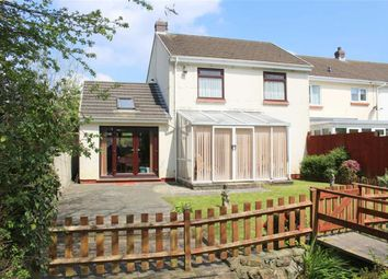 Thumbnail 3 bed end terrace house for sale in Brookside Avenue, Johnston, Haverfordwest