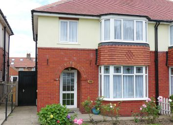 Thumbnail 3 bedroom semi-detached house to rent in Newlands Park Drive, Scarborough