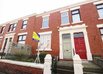 Thumbnail 4 bed terraced house for sale in Ruskin Street, Preston