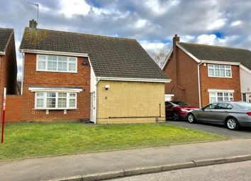 Thumbnail 3 bed detached house to rent in Severn Road, Oadby