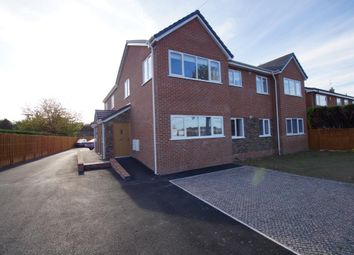 Thumbnail 2 bed property to rent in Jeffreys Road, Wrexham