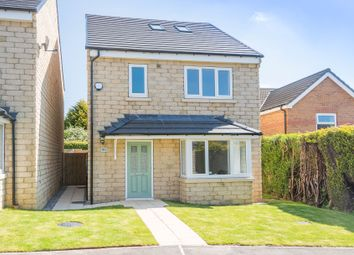 Thumbnail 4 bed detached house for sale in Stubley Lane, Dronfield Woodhouse, Dronfield