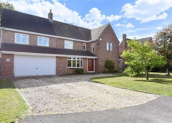 Thumbnail 4 bed detached house for sale in Beranburh Field, Wroughton, Swindon