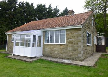 Thumbnail 3 bedroom detached bungalow to rent in Kingthorpe, Pickering