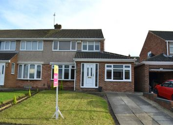 Thumbnail 3 bed semi-detached house to rent in Mayfair Avenue, Normanby, Middlesbrough