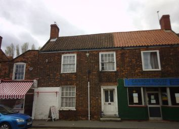 Thumbnail 3 bed terraced house for sale in High Street, Wainfleet, Skegness