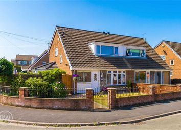 Thumbnail 3 bed semi-detached house for sale in Taunton Avenue, Leigh
