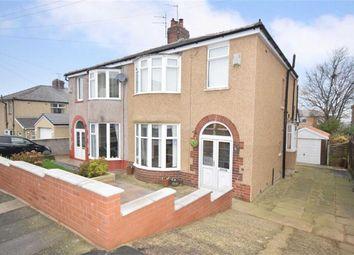 Thumbnail 3 bed semi-detached house for sale in Brantwood Avenue, Blackburn, Lancashire