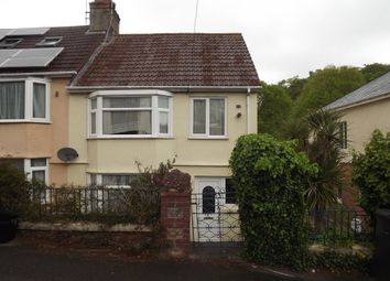Thumbnail 3 bedroom end terrace house for sale in The Reeves Road, Chelston, Torquay