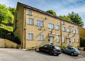 Thumbnail 2 bed flat for sale in High Fields, Wakefield Road, Sowerby Bridge