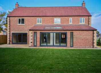 Thumbnail 4 bed detached house for sale in Chapel Street, Crowland, Peterborough