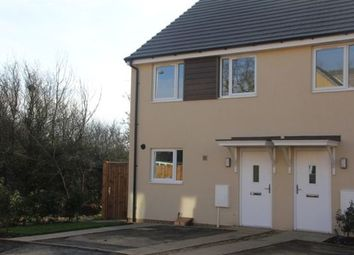 Thumbnail 2 bed semi-detached house to rent in Carltonwood Close, Danesholme, Northants, Corby