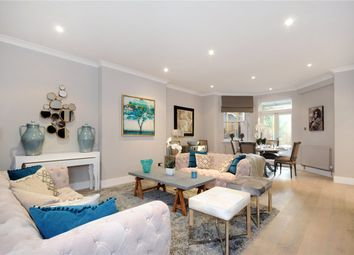 Thumbnail 3 bedroom flat to rent in Garden Flat, Fitzjohns Avenue, London