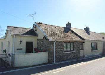 Thumbnail 3 bed semi-detached house for sale in Drefach, Llanybydder, Ceredigion