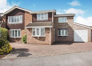 Thumbnail 5 bedroom detached house for sale in Ullswater Avenue, Nuneaton