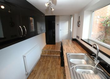 Thumbnail 2 bedroom terraced house for sale in Fairfield Street, Lostock Hall, Preston