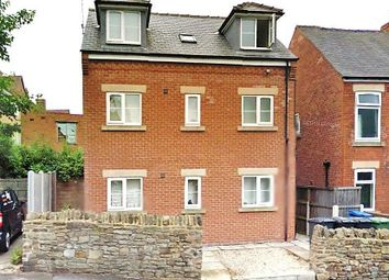 Thumbnail 2 bed flat to rent in Boythorpe Road, Chesterfield