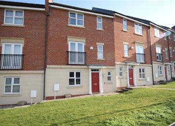 Thumbnail 4 bed town house to rent in Sandhills Avenue, Hamilton, Leicester
