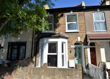 Thumbnail 3 bed terraced house for sale in Downsell Road, Stratford, London