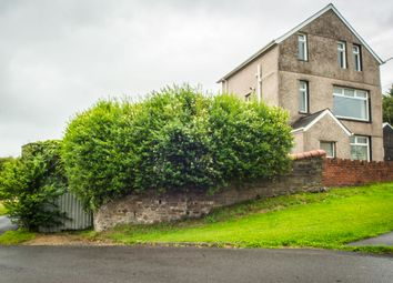 Thumbnail 4 bed semi-detached house for sale in Butleigh Terrace, Tredegar