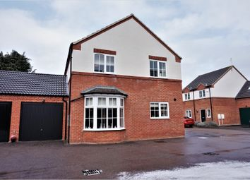 Thumbnail 3 bed detached house for sale in Union Mill Close, Earl Shilton