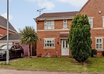 Thumbnail 3 bed semi-detached house for sale in Birchwood Close, Chester