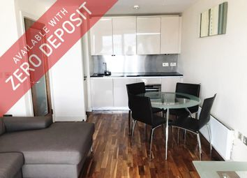 Thumbnail 1 bed flat to rent in City Loft, The Quays, Salford Quays