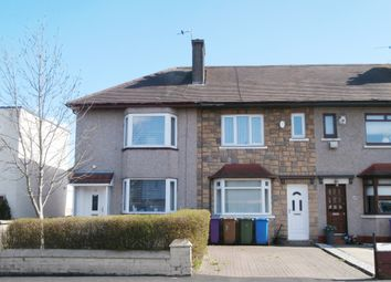 Thumbnail 2 bed terraced house for sale in Barrachnie Road, Garrowhill, Glasgow