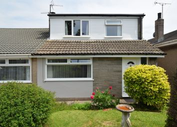Thumbnail 3 bed semi-detached bungalow for sale in Kestrel Drive, Dalton-In-Furness