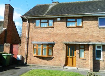 Thumbnail 3 bed semi-detached house for sale in Hawkley Road, Wolverhampton