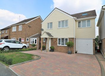 Thumbnail 4 bed detached house to rent in Clover Drive, Colchester, Essex