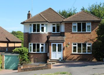 Thumbnail 5 bed detached house for sale in Wordsworth Road, High Wycombe
