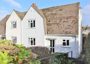 Thumbnail 3 bed semi-detached house for sale in Thistleboon Gardens, Mumbles, Swansea
