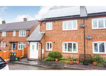 Thumbnail 1 bed flat for sale in Shipbrook Road, Northwich