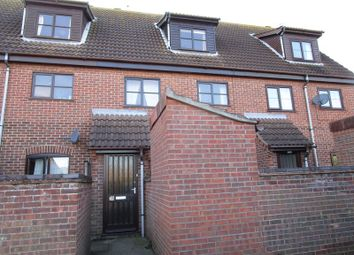 Thumbnail 2 bedroom maisonette to rent in Weavers Close, Stalham, Norwich