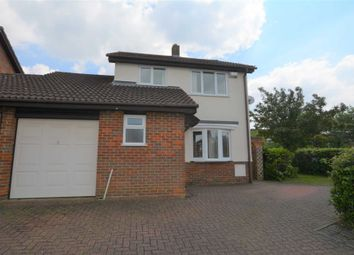 Thumbnail 3 bed detached house to rent in Dunster Court, Furzton, Milton Keynes